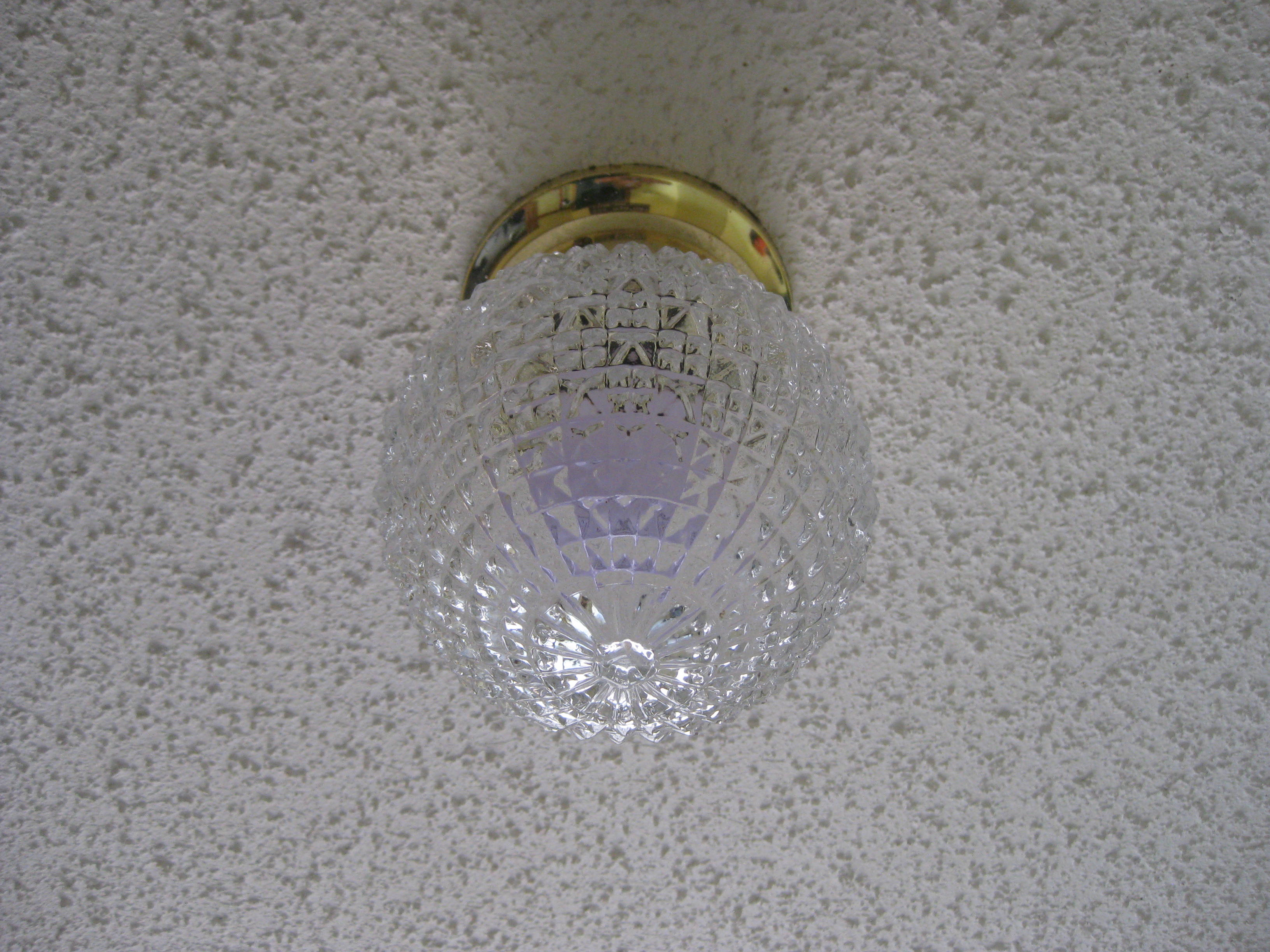 Ahhh Yesu2026the Lovely (or Not So Lovely Stipple Ceiling)u2026.lets Get Rid Of It!