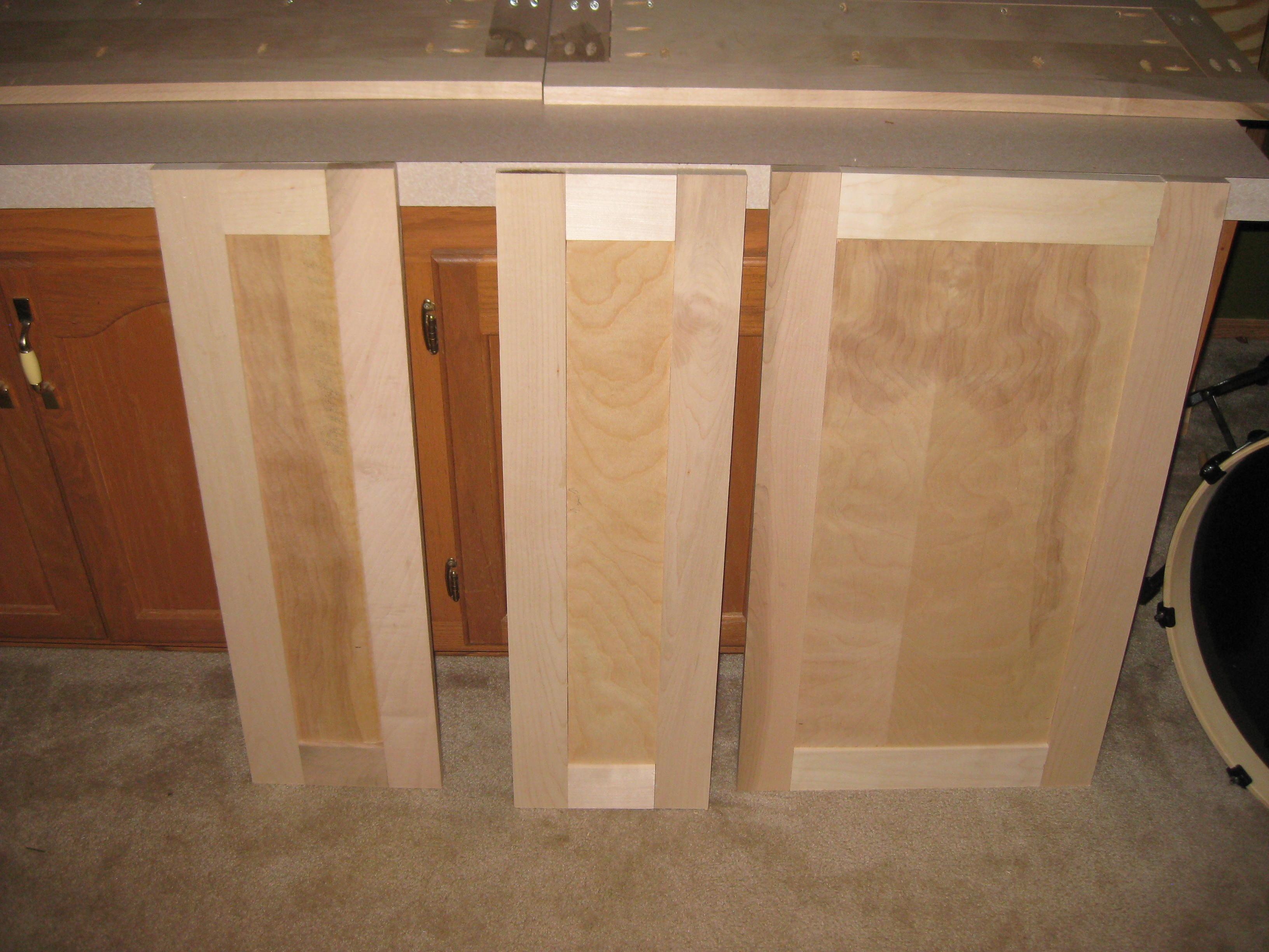 Cabinet Doors Brielle Rose