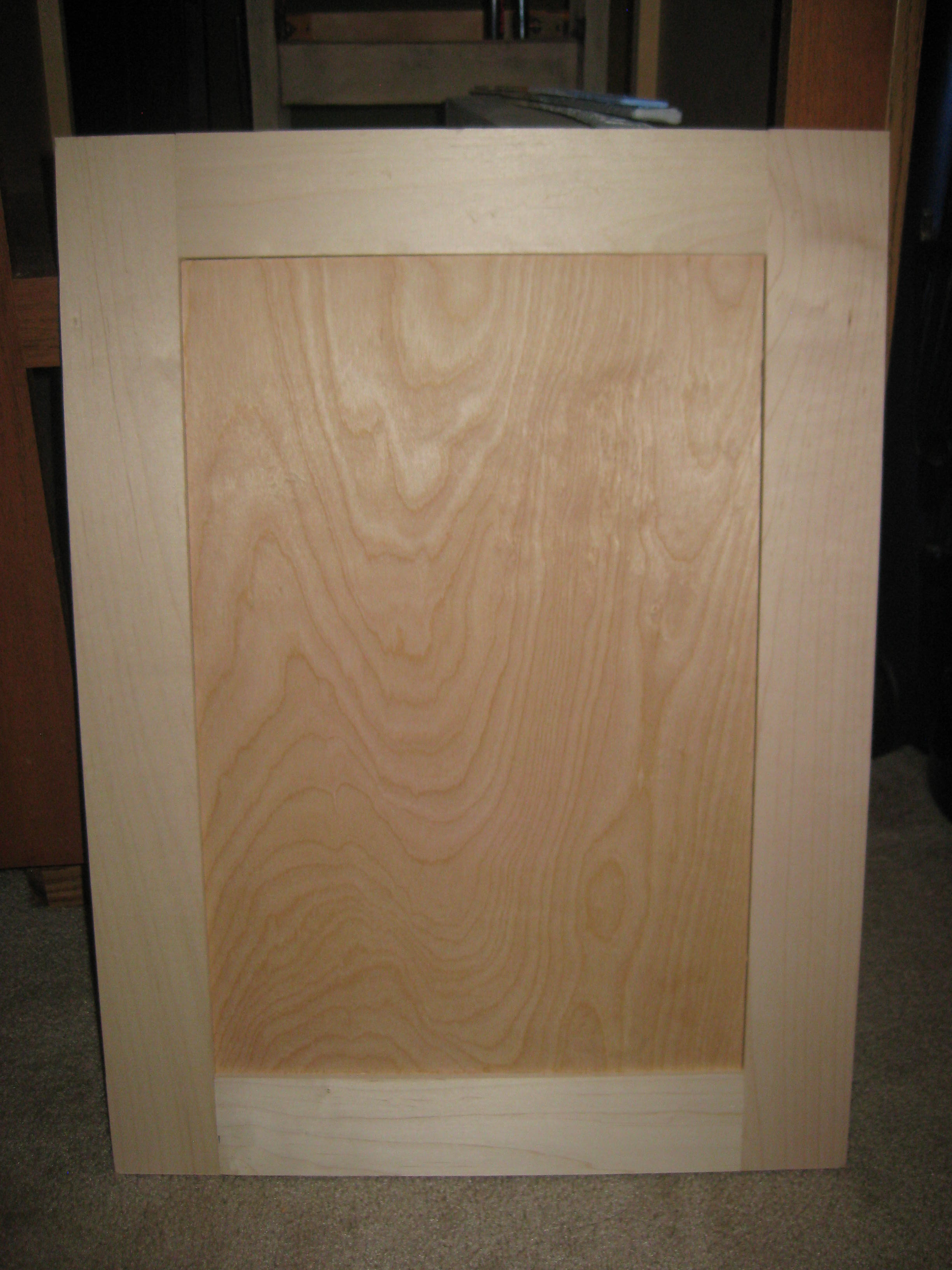 Cabinet Doors Brielle Rose